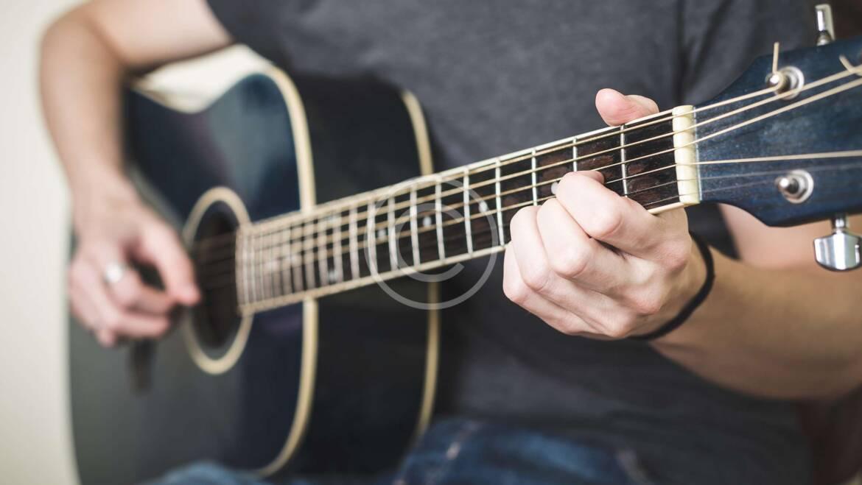 Wooden Guitar Class Sample