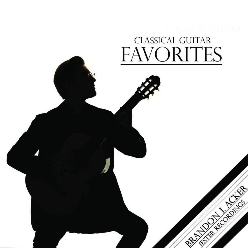 Classical Guitar Favorites