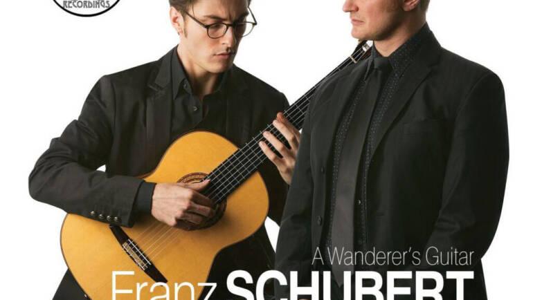 Schubert: A Wanderer's Guitar