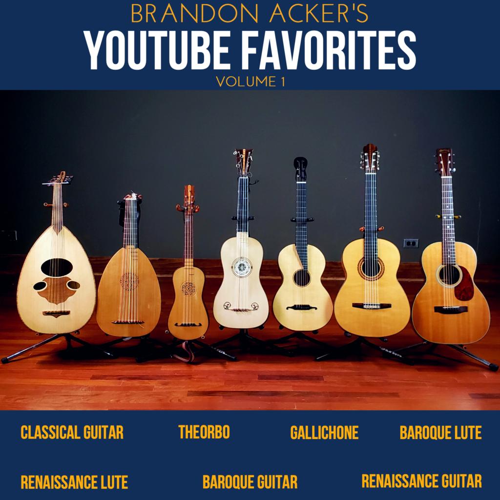 Youtube Favorites, Volume 1